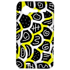 Yellow playful design HTC Incredible S Hardshell Case