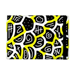 Yellow playful design iPad Mini 2 Flip Cases