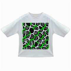 Green playful design Infant/Toddler T-Shirts