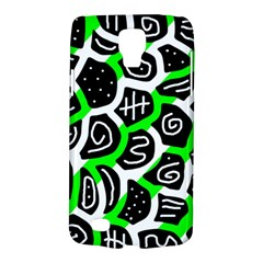 Green playful design Galaxy S4 Active
