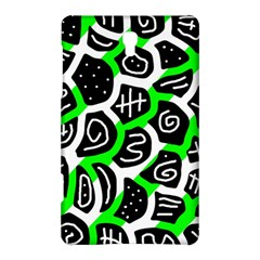 Green playful design Samsung Galaxy Tab S (8.4 ) Hardshell Case
