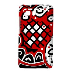 Red high art abstraction HTC Vivid / Raider 4G Hardshell Case
