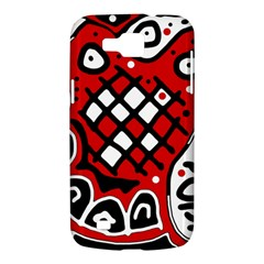 Red high art abstraction Samsung Galaxy Premier I9260 Hardshell Case