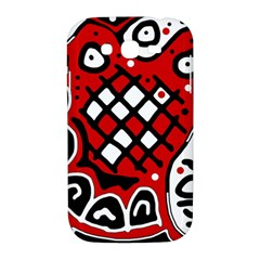 Red high art abstraction Samsung Galaxy Grand DUOS I9082 Hardshell Case