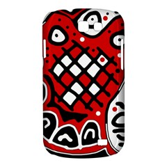 Red high art abstraction Samsung Galaxy Express I8730 Hardshell Case