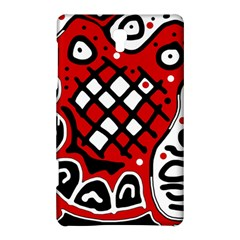 Red high art abstraction Samsung Galaxy Tab S (8.4 ) Hardshell Case