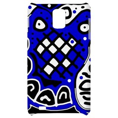 Blue high art abstraction Samsung Infuse 4G Hardshell Case