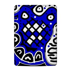 Blue high art abstraction Kindle 4