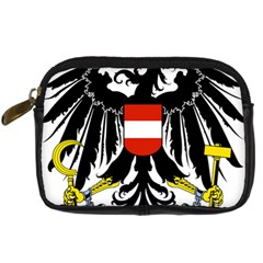 Coat of Arms of Austria Digital Camera Cases