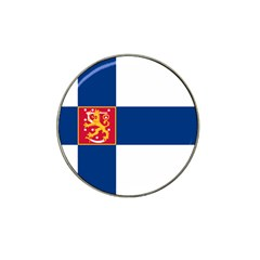 State Flag of Finland  Hat Clip Ball Marker (4 pack)