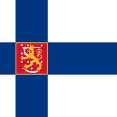 State Flag of Finland  Magic Photo Cubes