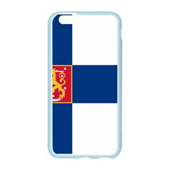 State Flag of Finland  Apple Seamless iPhone 6/6S Case (Color)