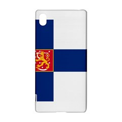 State Flag of Finland  Sony Xperia Z3+