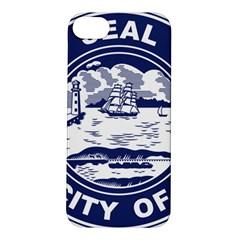 Seal of Buffalo Apple iPhone 5S/ SE Hardshell Case