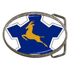 Roundel of the South African Air Force, 1958-1981 Belt Buckles