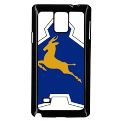 Roundel of the South African Air Force, 1958-1981 Samsung Galaxy Note 4 Case (Black)