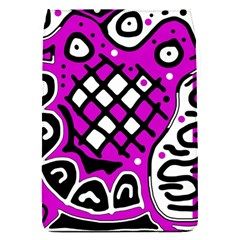 Magenta high art abstraction Flap Covers (S)