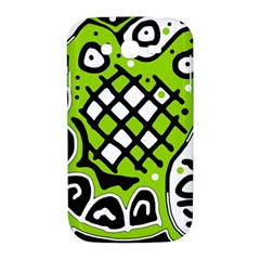 Green high art abstraction Samsung Galaxy Grand DUOS I9082 Hardshell Case