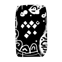 Black and white high art abstraction Bold 9700