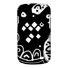 Black and white high art abstraction Samsung Galaxy Express I8730 Hardshell Case