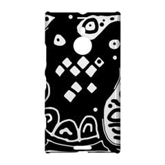 Black and white high art abstraction Nokia Lumia 1520