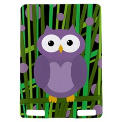 Purple owl Kindle Touch 3G