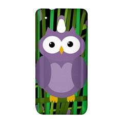 Purple owl HTC One Mini (601e) M4 Hardshell Case