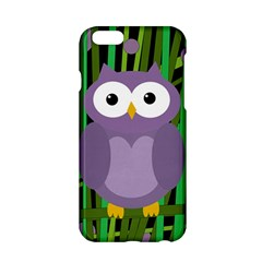 Purple owl Apple iPhone 6/6S Hardshell Case