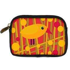 Yellow bird Digital Camera Cases