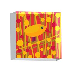Yellow bird 4 x 4  Acrylic Photo Blocks
