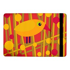 Yellow bird Samsung Galaxy Tab Pro 10.1  Flip Case