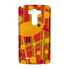 Yellow bird LG G3 Hardshell Case