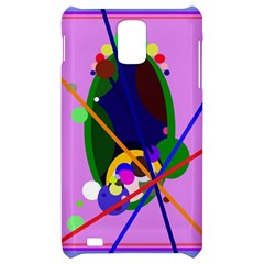Pink artistic abstraction Samsung Infuse 4G Hardshell Case
