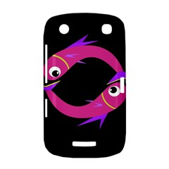 Magenta fishes BlackBerry Curve 9380