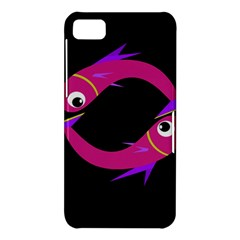 Magenta fishes BlackBerry Z10