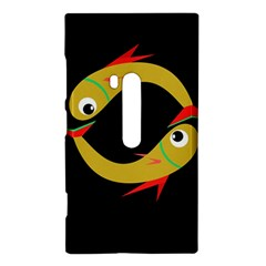 Yellow fishes Nokia Lumia 920