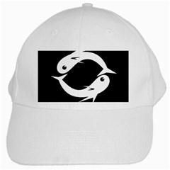 White fishes White Cap