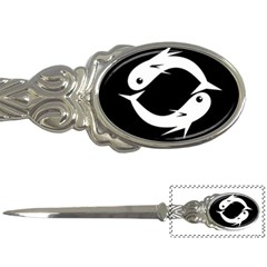 White fishes Letter Openers