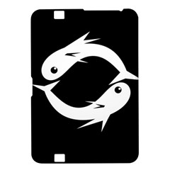 White fishes Kindle Fire HD 8.9