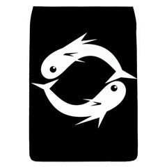 White fishes Flap Covers (L)