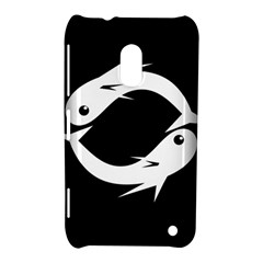 White fishes Nokia Lumia 620