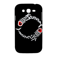 Abstract fishes Samsung Galaxy Grand DUOS I9082 Hardshell Case