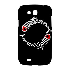 Abstract fishes Samsung Galaxy Grand GT-I9128 Hardshell Case