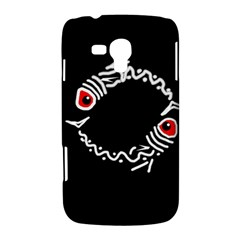 Abstract fishes Samsung Galaxy Duos I8262 Hardshell Case