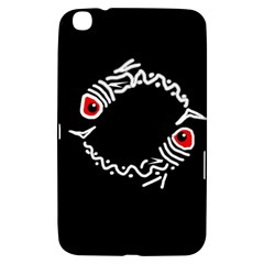Abstract fishes Samsung Galaxy Tab 3 (8 ) T3100 Hardshell Case