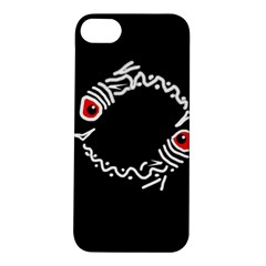 Abstract fishes Apple iPhone 5S/ SE Hardshell Case