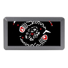 Abstract fishes Memory Card Reader (Mini)