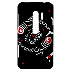 Abstract fishes HTC Evo 3D Hardshell Case