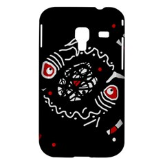 Abstract fishes Samsung Galaxy Ace Plus S7500 Hardshell Case