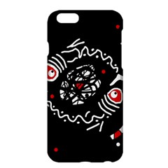 Abstract fishes Apple iPhone 6 Plus/6S Plus Hardshell Case